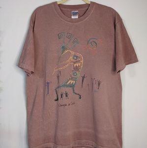 Gildan Vintage Canyon De Chelly Shirt